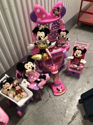 Disney Toy Set for Sale in Baltimore, MD