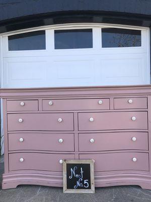 Shabby Feminine Dresser for Sale in Gresham, OR