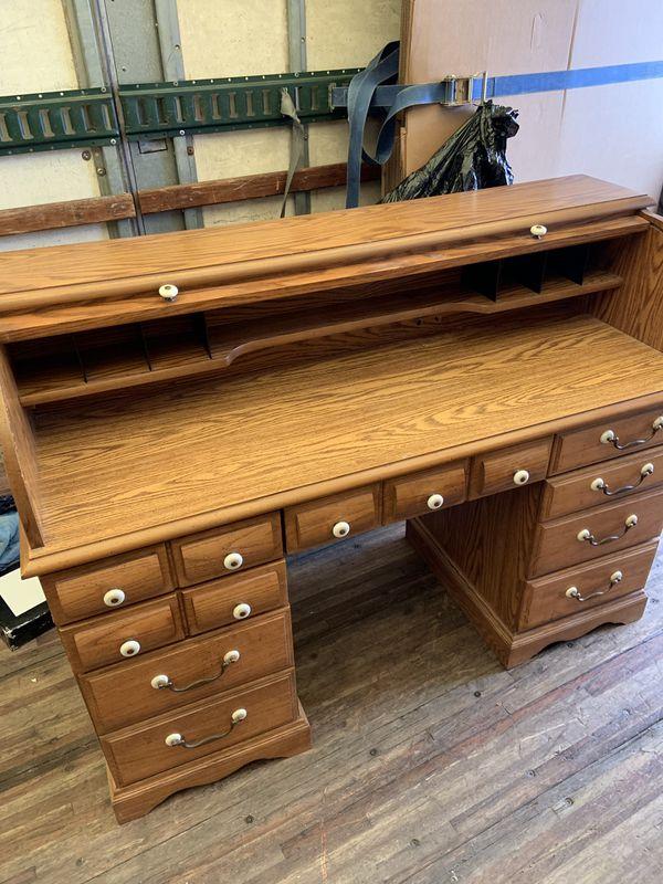 Bureau, Secretary Desk