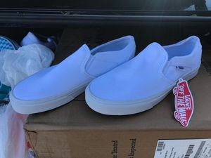 Vans classy slip on for Sale in Carson, CA