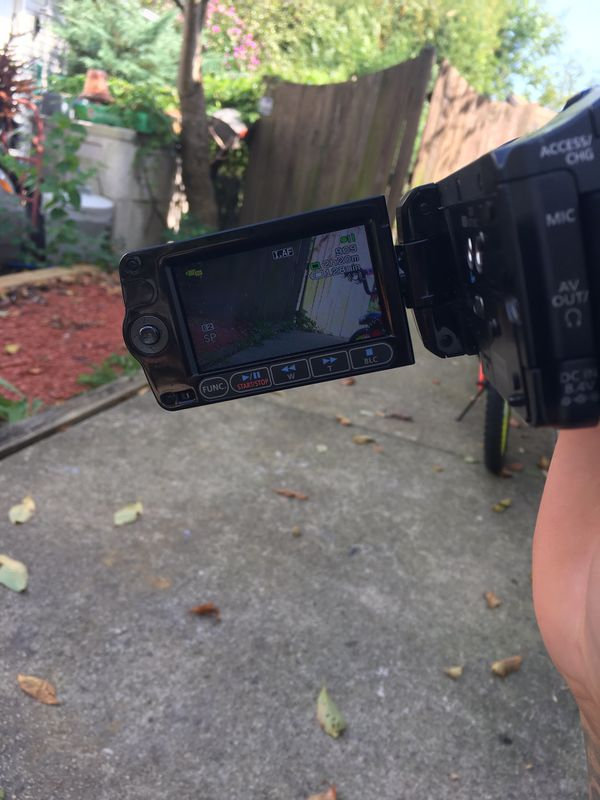 Video cámara $100