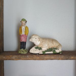 Antique Shepherd And Sheep for Sale in Hanover, PA