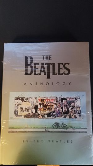The Beatles anthology hard back book for Sale in Canton, OH
