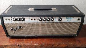 1975 Fender Bassman tube amp for Sale in Orange, CA