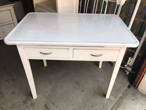 Vintage baking table for Sale in Lake Forest, CA