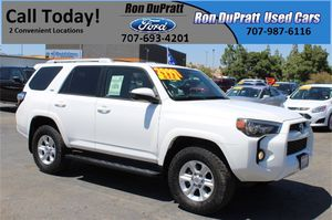 2015 Toyota 4Runner for Sale in Vacaville, CA