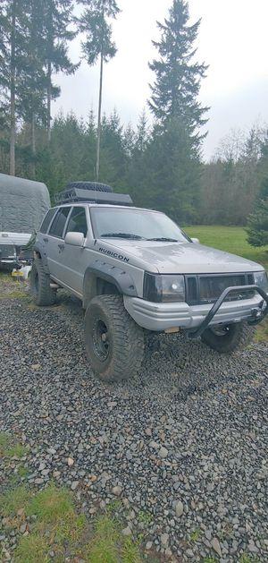 1997 Jeep Grand Cherokee sport for Sale in Chehalis, WA