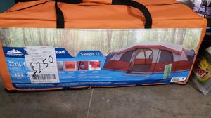 Sleeps 12 northwest territory tent for Sale in NC, US