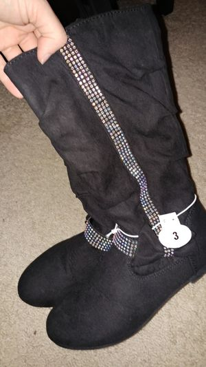 PRICE DROP! NEW! Girls boots for Sale in Tewksbury, MA