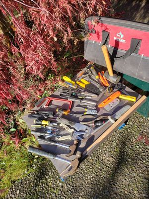 Husky toolbag with tools for Sale in Federal Way, WA
