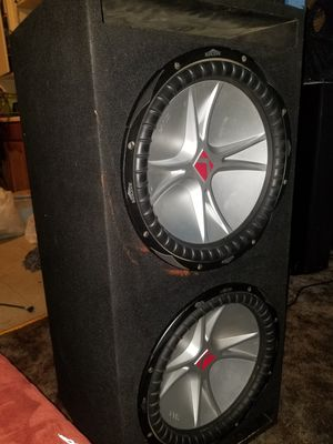Kickers subwoofers 15 cvr for Sale in South Gate, CA