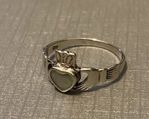 Sterling Silver Shell Promise Ring for Sale in Palm Bay, FL