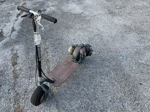 Go Ped Gas Scooter for Sale in San Antonio, TX