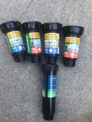 Pop up sprinklers for Sale in West Covina, CA