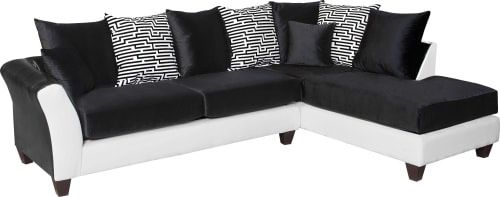 Black and White leather furniture, MUST COME PICK UP! NEEDS TO GO ASAP! I will negotiate.