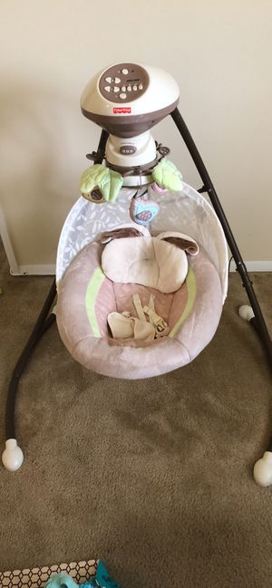 Fisher price swing for Sale in St. Louis, MO