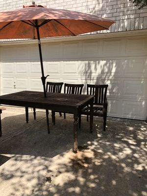 Outdoor furniture for Sale in Cedar Park, TX