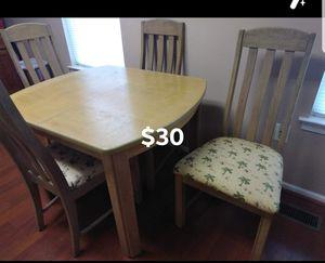 Dining set for Sale in Fort Belvoir, VA