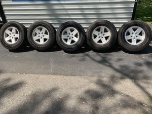Jeep Wheels for Sale in Framingham, MA