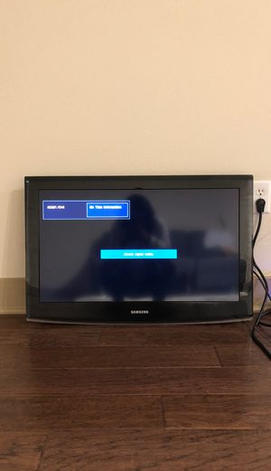 Samsung 32 inch TV for Sale in Grapevine, TX