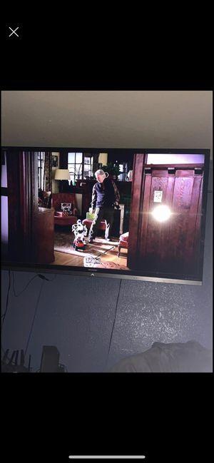 Huge n heavy flat screen tv 75 inch sharp not smart led $500 for Sale in Fresno, CA