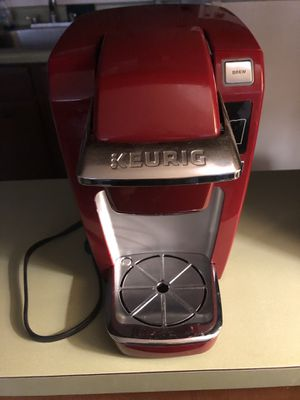 Red Single Cup Keurig for Sale in Waltham, MA