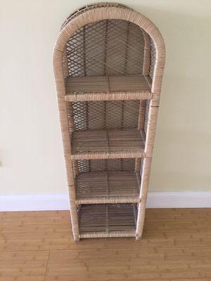 Rattan kitchen basket for Sale in Parkland, FL
