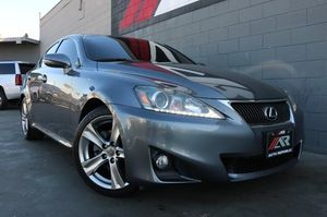 2013 Lexus IS 250 for Sale in Santa Ana, CA