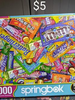 Candy Puzzle for Sale in San Angelo,  TX
