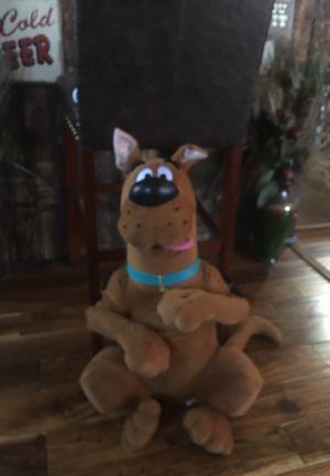 Scooby stuffed animal for Sale in Chandler, AZ