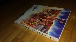 PS2 kingdom hearts 2 strategy guide for Sale in Portland, OR