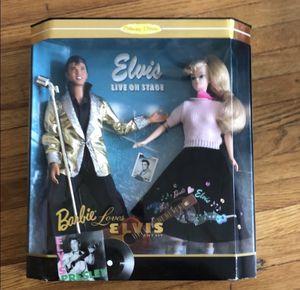 Perfect condition Elvis Barbie for Sale in Nashville, TN