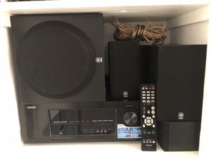 DENON AVR – 1913 Home surround sound system for Sale in San Diego, CA
