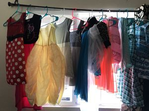 Girls dress and costumes for Sale in Hesperia, CA