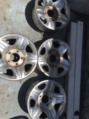 Ford F$150 rims asking 150 for Sale in Orlando, FL