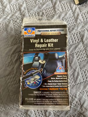 Vinyl & Leather Repair Kit for Sale in Miami, FL