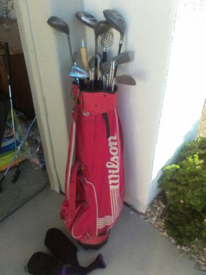 Men's set of golf clubs for Sale in Palm Desert, CA
