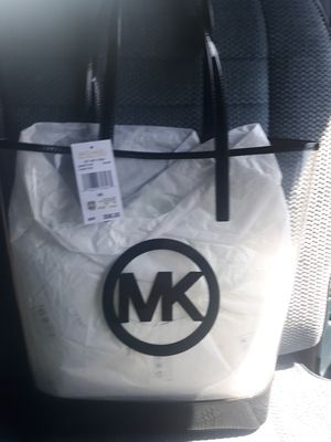 Michael kors purse bag clear for Sale in US