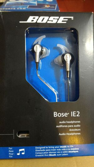 Bose ie2 headphones for Sale in Adelphi, MD