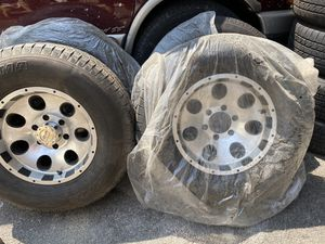 Truck rims for Sale in Streamwood, IL