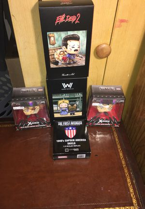 Action figure collectibles retail 80$ for Sale in South Euclid, OH