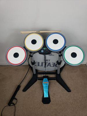 Rock Band The Beatles XBox 360 Drumset for Sale in Las Vegas, NV