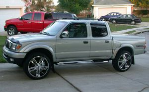 2003 Toyota Tacoma SuperSteal for Sale in Brooklyn Park, MD