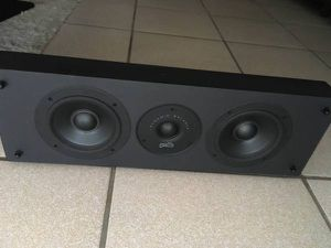 Polk Audio center channel speaker for Sale in Tampa, FL