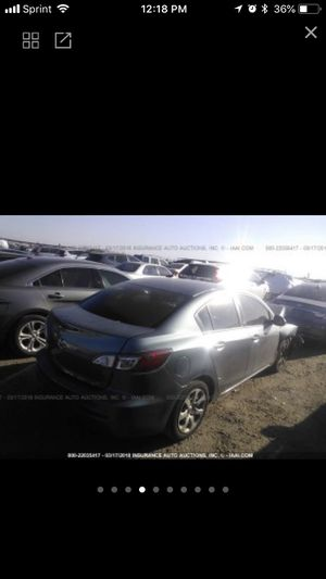🔥2013 Mazda 3 🔥parts Only for Sale in Phoenix, AZ