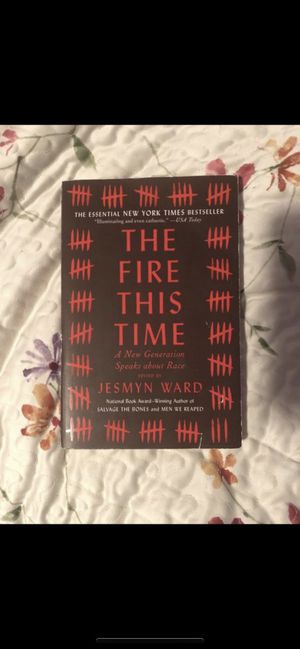 The fire this time by Jesmyn ward for Sale in Nuevo, CA