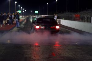 1987 Ford Mustang Fox Body Hatchback - Drag Car for Sale in LAUD BY SEA, FL