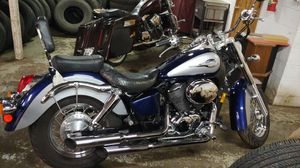 2001 honda shadow 750 ACE for Sale in Lorain, OH