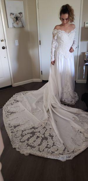 Stunning wedding dress for Sale in Oceanside, CA