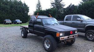86 Toyota custom cab for Sale in Granite Falls, WA